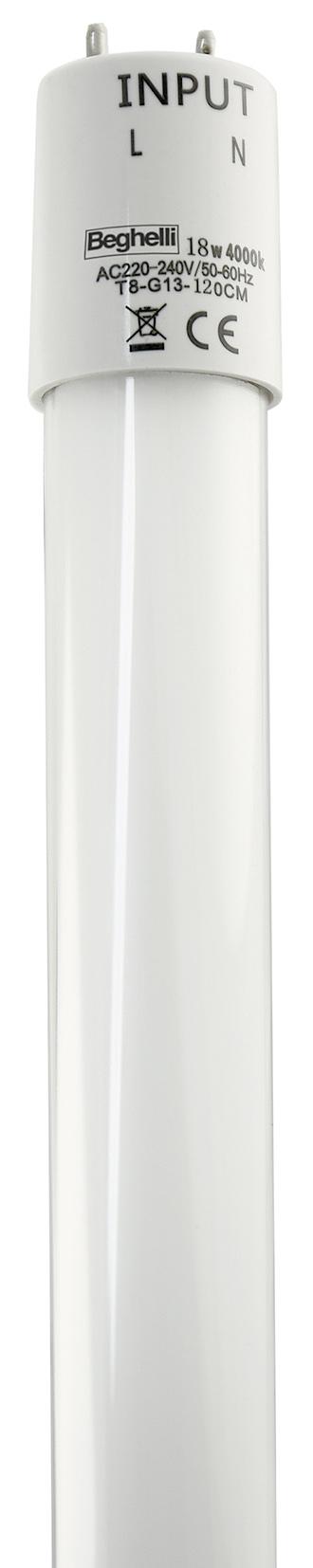 ETUBE LED T8 1200MM 18WG13 840